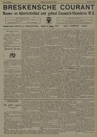 Breskensche Courant 1938-12-23