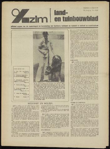Zeeuwsch landbouwblad ... ZLM land- en tuinbouwblad 1970-05-20