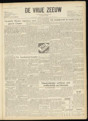 de Vrije Zeeuw 1956-08-11