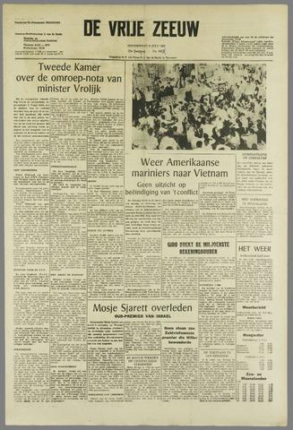 de Vrije Zeeuw 1965-07-08