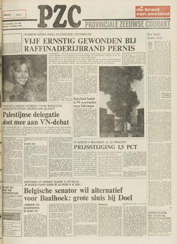 Provinciale Zeeuwse Courant 1974-10-15