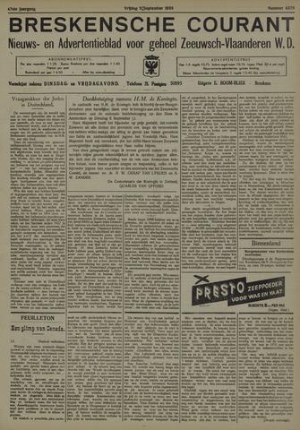 Breskensche Courant 1938-09-09