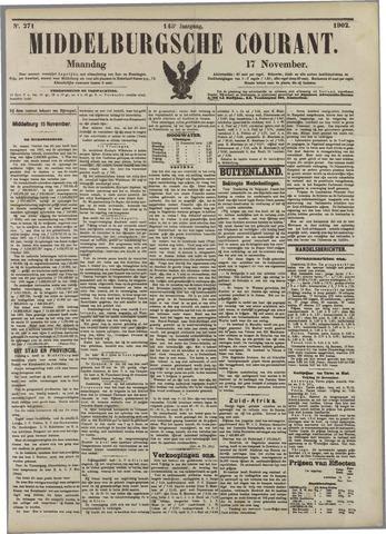 Middelburgsche Courant 1902-11-17