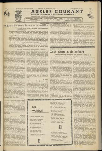 Axelsche Courant 1954-12-24