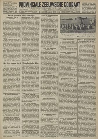 Provinciale Zeeuwse Courant 1942-06-18