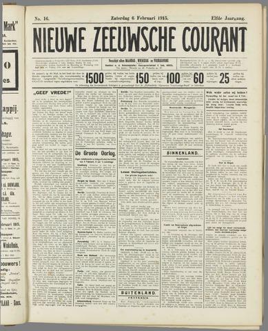 Nieuwe Zeeuwsche Courant 1915-02-06