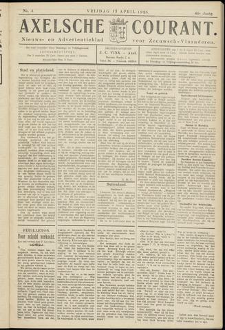 Axelsche Courant 1928-04-13
