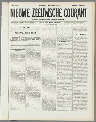 Nieuwe Zeeuwsche Courant 1906-12-25