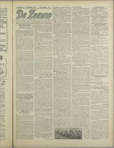 De Zeeuw. Christelijk-historisch nieuwsblad voor Zeeland 1943-10-09