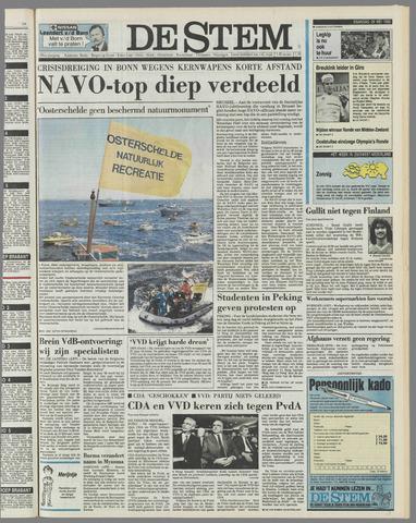 de Stem 1989-05-29