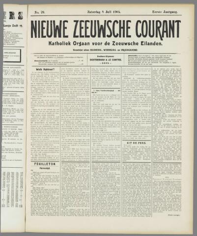 Nieuwe Zeeuwsche Courant 1905-07-08
