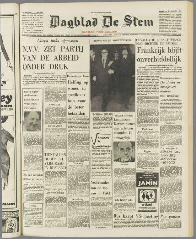 de Stem 1967-11-21