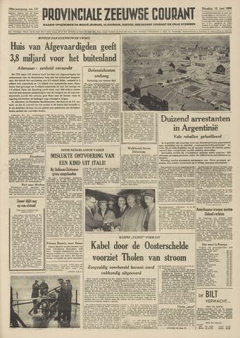Provinciale Zeeuwse Courant 1956-06-12