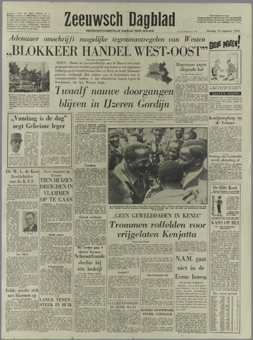 Zeeuwsch Dagblad 1961-08-15