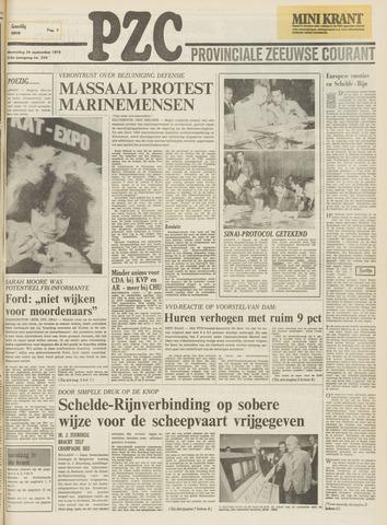Provinciale Zeeuwse Courant 1975-09-24