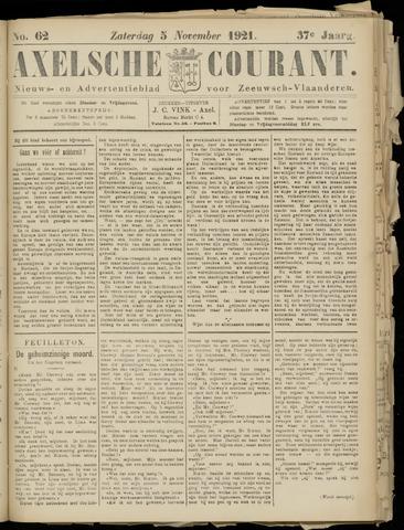 Axelsche Courant 1921-11-05