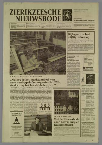 Zierikzeesche Nieuwsbode 1985-01-25