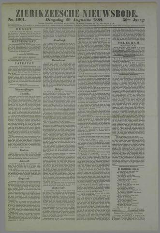 Zierikzeesche Nieuwsbode 1882-08-29