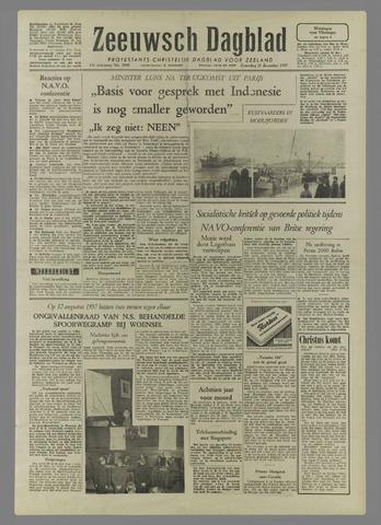 Zeeuwsch Dagblad 1957-12-21