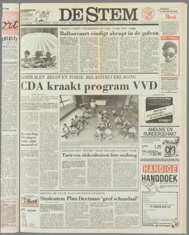 de Stem 1985-08-27