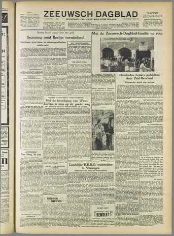 Zeeuwsch Dagblad 1952-06-09