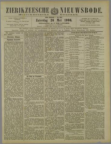 Zierikzeesche Nieuwsbode 1906-05-26