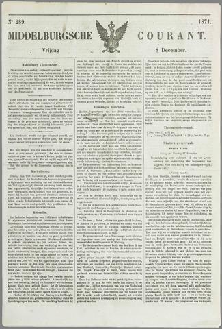 Middelburgsche Courant 1871-12-08