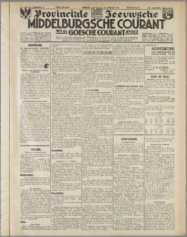 Middelburgsche Courant 1935-01-22