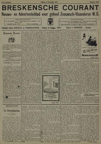 Breskensche Courant 1937-11-19