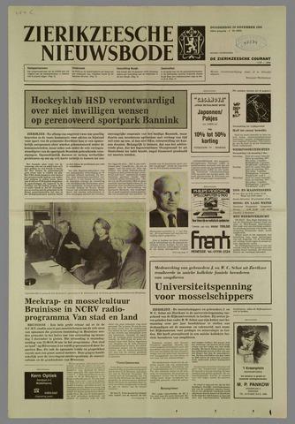 Zierikzeesche Nieuwsbode 1984-11-29