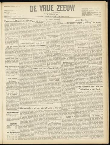 de Vrije Zeeuw 1955-09-06