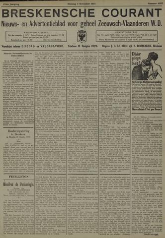 Breskensche Courant 1935-11-05