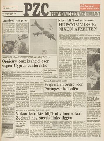 Provinciale Zeeuwse Courant 1974-07-29