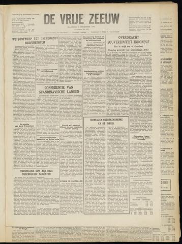 de Vrije Zeeuw 1949-12-05