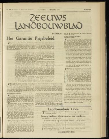 Zeeuwsch landbouwblad ... ZLM land- en tuinbouwblad 1961-10-14