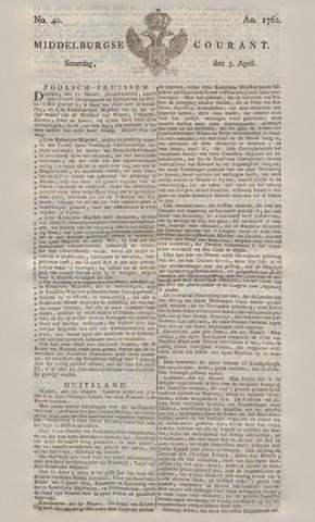 Middelburgsche Courant 1762-04-03