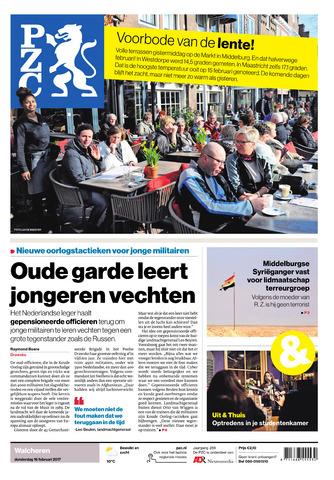Provinciale Zeeuwse Courant 2017-02-16