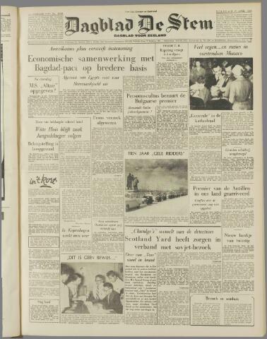 de Stem 1956-04-17