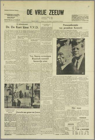 de Vrije Zeeuw 1963-06-25