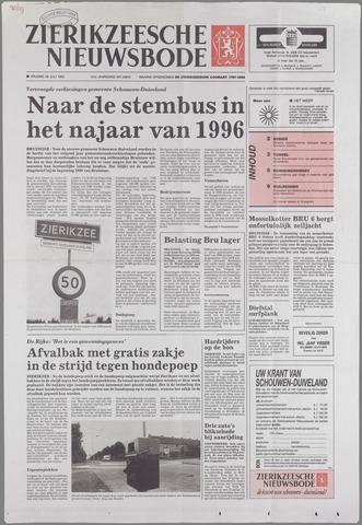 Zierikzeesche Nieuwsbode 1995-07-28
