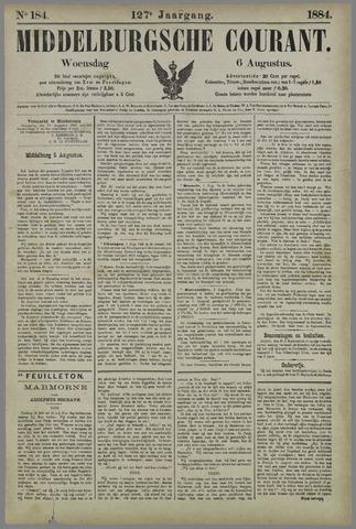 Middelburgsche Courant 1884-08-06