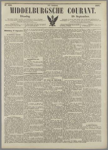 Middelburgsche Courant 1897-09-28