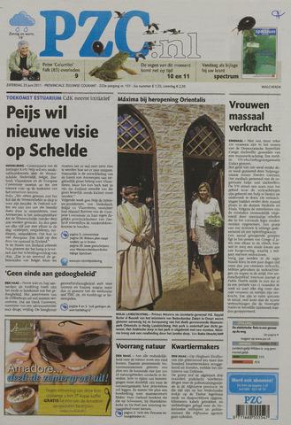 Provinciale Zeeuwse Courant 2011-06-25