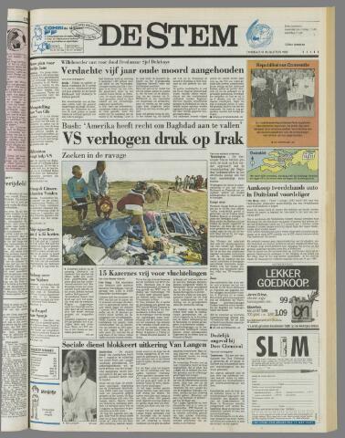 de Stem 1992-08-18