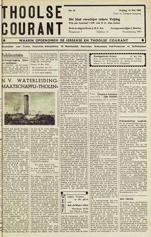 Ierseksche en Thoolsche Courant 1949-05-13