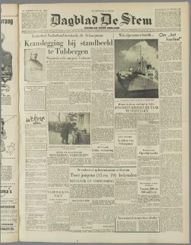 de Stem 1953-01-26