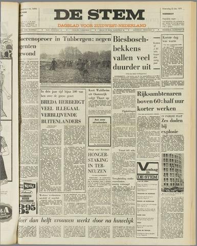 de Stem 1971-12-22