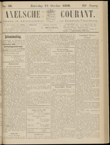 Axelsche Courant 1908-10-24