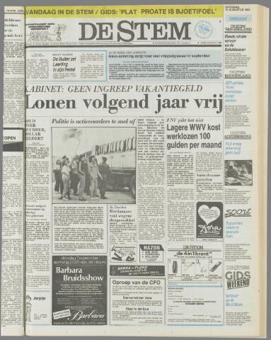 de Stem 1982-08-21