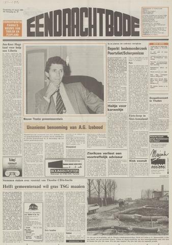 Eendrachtbode (1945-heden)/Mededeelingenblad voor het eiland Tholen (1944/45) 1989-03-23